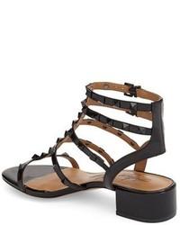 1d8cf6a5b0ae ... Arturo Chiang Jain Studded Patent Gladiator Sandal ...
