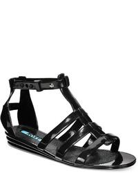 Roxy Koi Demi Wedge Gladiator Jelly Sandals