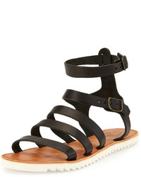 Joie Montezuma Strappy Sandal Black
