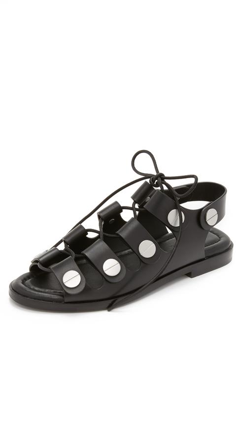 149a7828983 ... Alexander Wang Patricia Gladiator Sandals ...