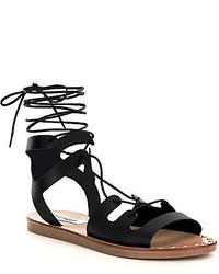 Steve Madden Rella Ghillie Gladiator Sandals