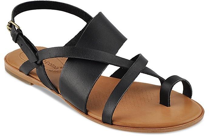 ... Corso Como Strappy Flat Sandals Carnival ...