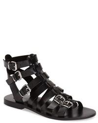 Topshop Favorite Flat Gladiator Sandal