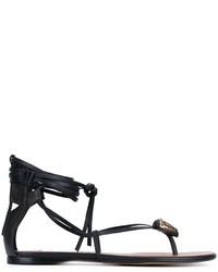 Valentino Garavani Gladiator Thong Flat Sandals