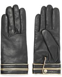 Agnelle Gisele Leather Gloves