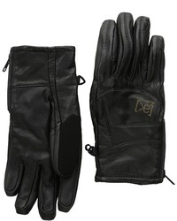 Burton Ak Leather Tech Glove Extreme Cold Weather Gloves