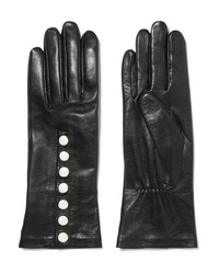 Agnelle Arielle Leather Gloves