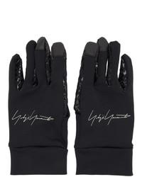 Yohji Yamamoto Black New Era Gloves