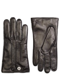 Brooks Brothers Leather Gloves