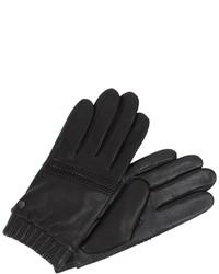 UGG Calvert Textured Tech Leather Glove