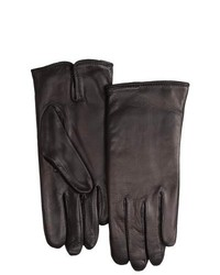Cire by Grandoe Simplicity Gloves Leather Insulated Black
