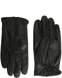 Calvin Klein Deep V Leather Glove