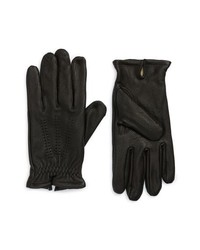 Nordstrom Men's Shop Deerskin Leather Gloves