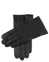 Dents Skyfall Leather Gloves Black