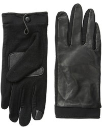 Echo Design Touch Basic Leather Gloves