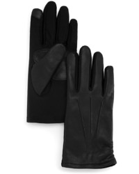 Echo Leather Superfit Tech Gloves