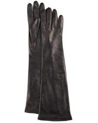 Portolano Elbow Length Leather Gloves