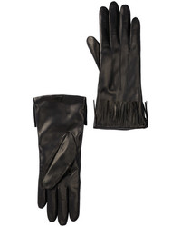 Portolano Fringe Leather Glove