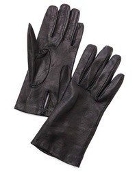 Full leather gloves medium 15469