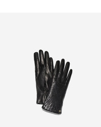 Cole Haan Genevieve Weave Gloves