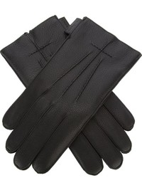 Givenchy Seam Detail Leather Gloves