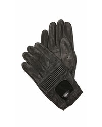 Hestra steve leather moto gloves medium 370037