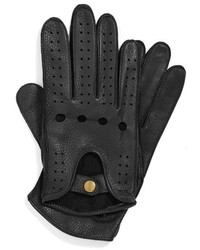 John W Nordstrom Leather Driving Gloves