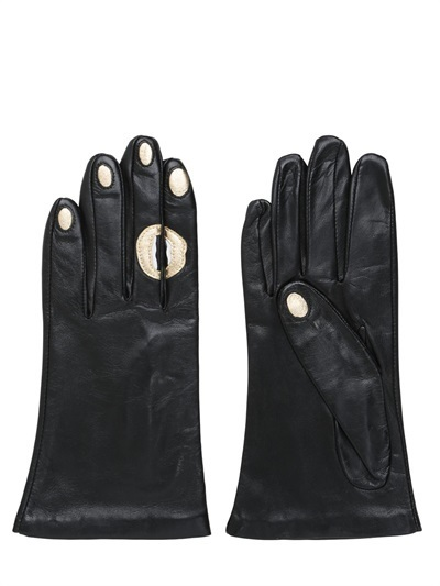 Kiss Nappa Leather Gloves