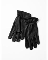 Gap Leather Gloves