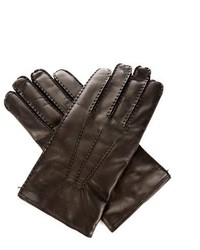 Valentino Leather Gloves
