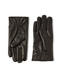 Topman Leather Gloves