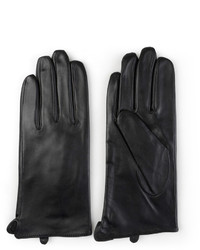 Journee Collection Leather Lined Gloves
