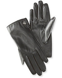 Calvin Klein Leather Texting Gloves