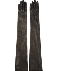 Lanvin Long Leather Gloves