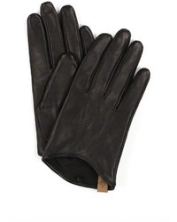 Mackage Alise F4 Black Leather Gloves