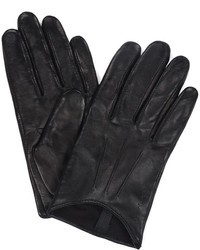 Mackage Alisee Black Leather Gloves