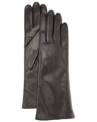 Portolano Napa Leather Gloves Black