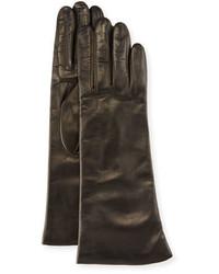 Portolano Napa Leather Gloves Black