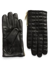 Kate Spade New York Quilted Leather Driving Gloves