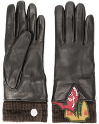 Patch detail gloves medium 4979153