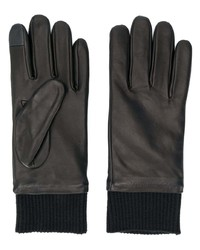 Calvin Klein Jeans Plain Leather Gloves
