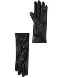 Portolano Long Woven Leather Glove