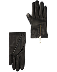 Portolano Zipper Leather Glove