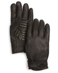 Theory Rause Deer Leather Gloves