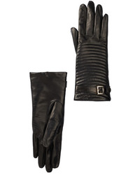 Portolano Ribbed Leather Glove