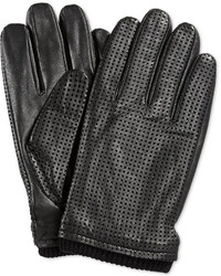 Ryan Seacrest Distinction Ryan Seacrest Perforated Leather Texting Glove Only At Macys