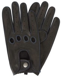 Original Penguin Sheepskin Leather Driving Gloves