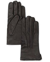 Bloomingdale's The Store At Cashmere Lined Leather Gloves
