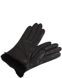 UGG Classic Leather Shorty Glove