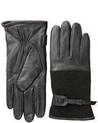 Armani Jeans Zb Leather Moto Gloves 2